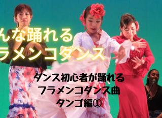 岐阜市でフラメンコ☆初心者が踊れるフラメンコダンス