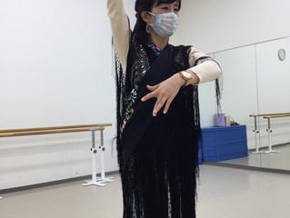 大垣市でフラメンコ☆隔週フラメンコの楽しみ