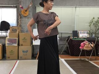 岐阜市でフラメンコ☆大人女子がレベルアップ