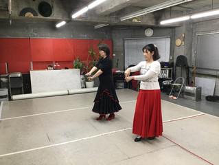 岐阜市でフラメンコ☆オンラインレッスン始めます^ ^