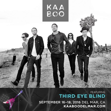 CATCHING WAVES AND PLAYING KAABOO!