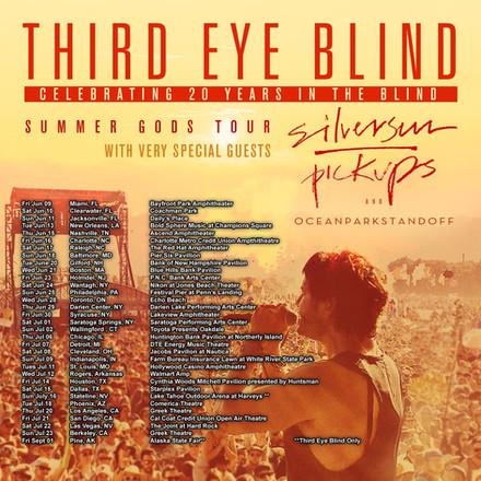 Third Eye Blind in Alaska