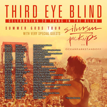 Third Eye Blind in Alaska