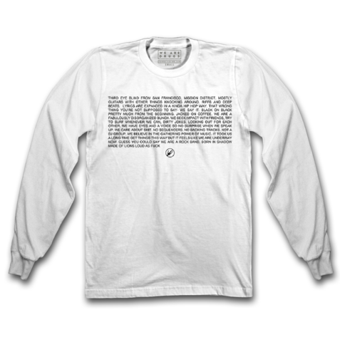 Mission Statement Long Sleeve