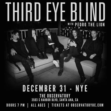 New Years Eve with 3EB