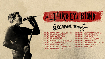 Screamer Fall Tour Tickets ON SALE!