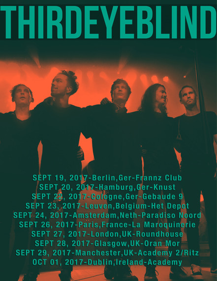 3EB Heads to Europe