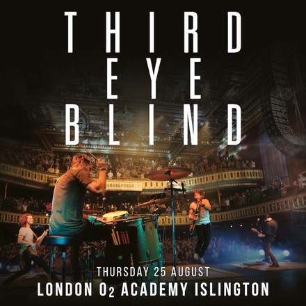 LONDON! We're heading to Play O2 Academy