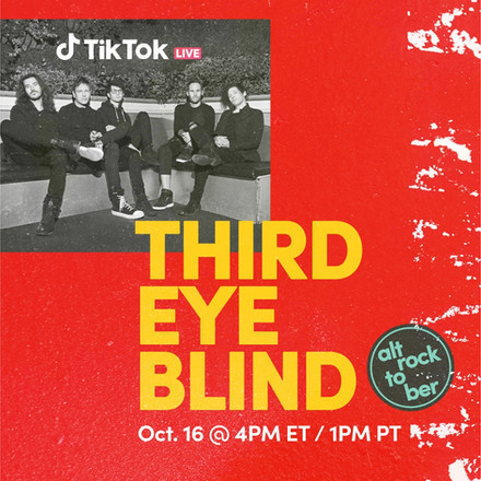 3EB LIVE ON TIKTOK