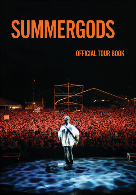 Limited Edition 20th Anniversary Summer Gods Tour Live Album & Tour Book Set