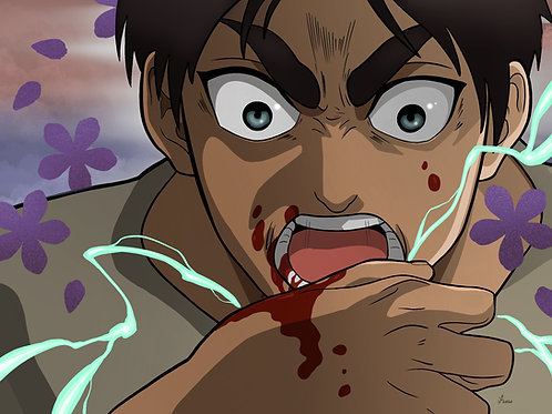 Eren, Attack on Titan