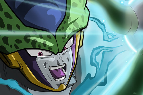 Cell, DragonBall Z