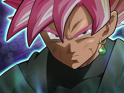 Goku Black, DragonBall Z