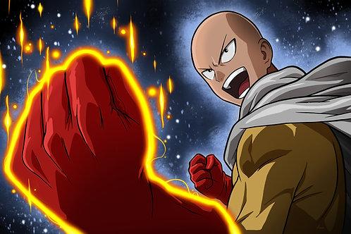 Saitama, One Punch Man