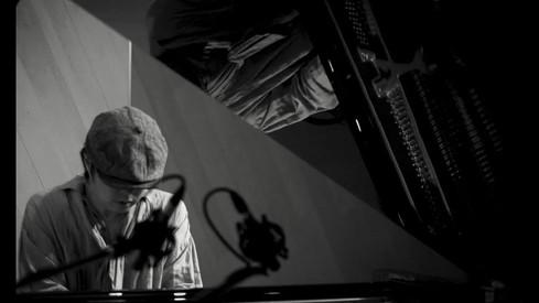 Improvisational Trilogy Part 2 『DUO』スガダイロー/DAIRO SUGA(Piano) 池澤龍作/RYUSAKU IKEZAWA(Drums,Objects)