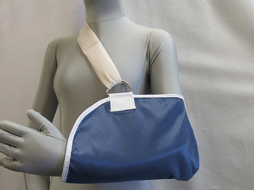 1139 FOAM STRAP/BLUE MESH ARM SLING