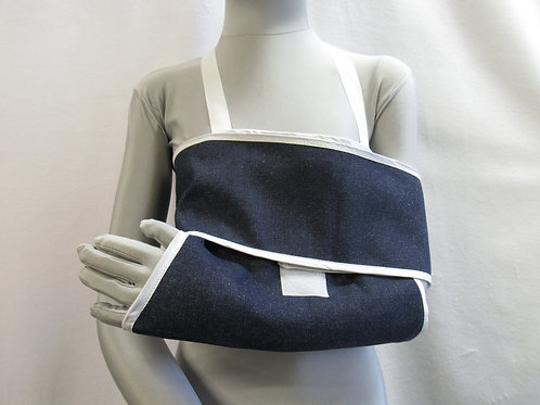 140 UNIVERSAL DENIM SLING AND SWATHE