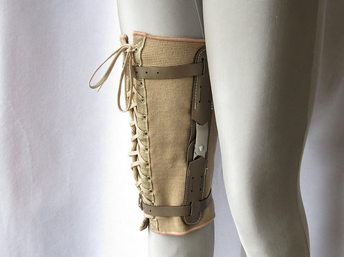 022 LACED HINGED KNEE SUPPORT
