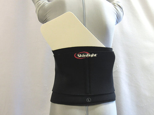"2925 9"" HEIGHT DOUBLE PULL LUMBOSACRAL SUPPORT"