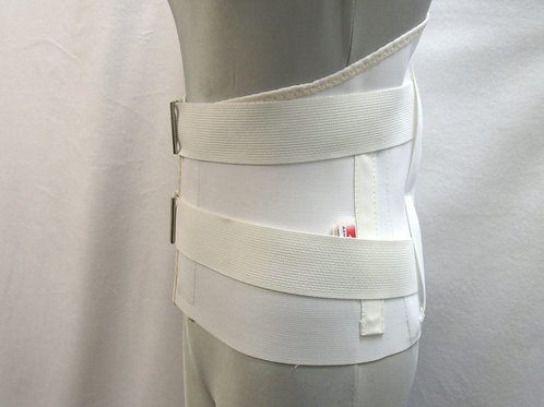 "602 12"" HEIGHT CONTOURED LUMBOSACRAL SUPPORT"