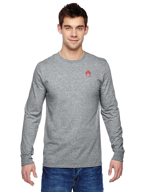 School Shirt Long Sleeve- Mens