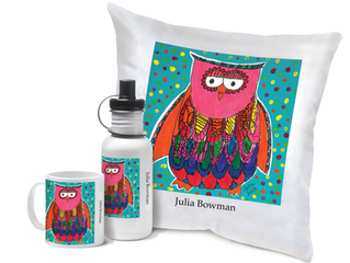 Square 1 Art: Timeless Keepsakes with your Child's Artwork