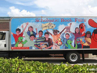 Volunteers Needed for the Scholastic Book Fair: Nov 20th and 21st