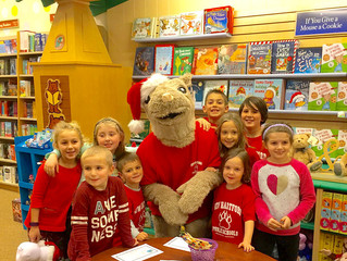 Barnes & Noble Book Fair a Huge Success- and there's still time to shop in store and online.