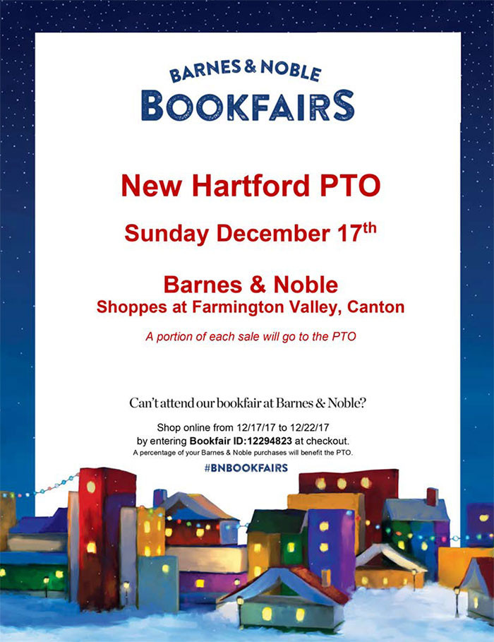 Barnes Noble PTO Bookfair