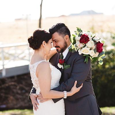 Decemeber wedding
