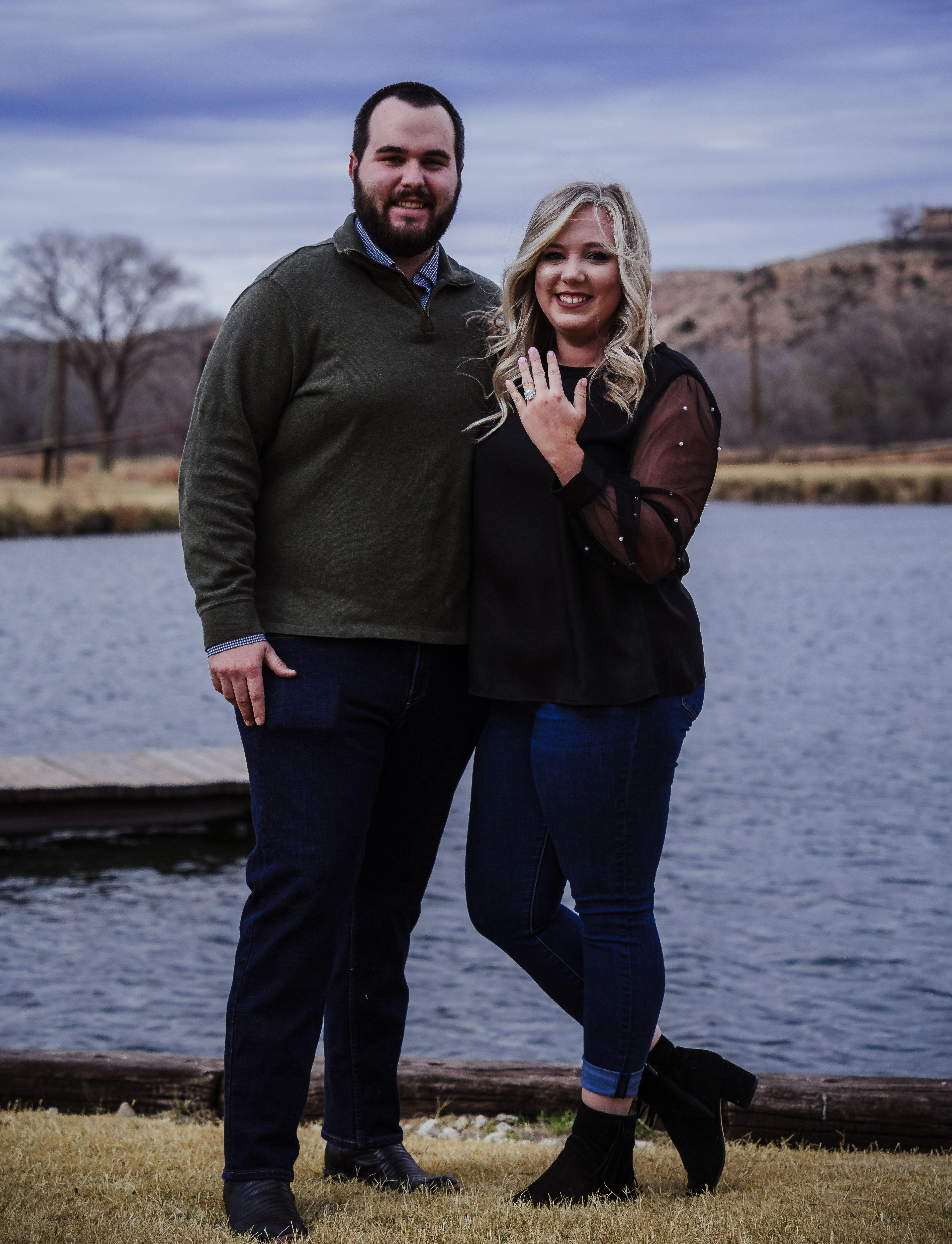 Megan & Erik
