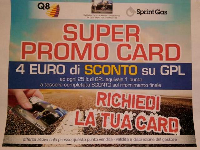 SUPER PROMO CARD
