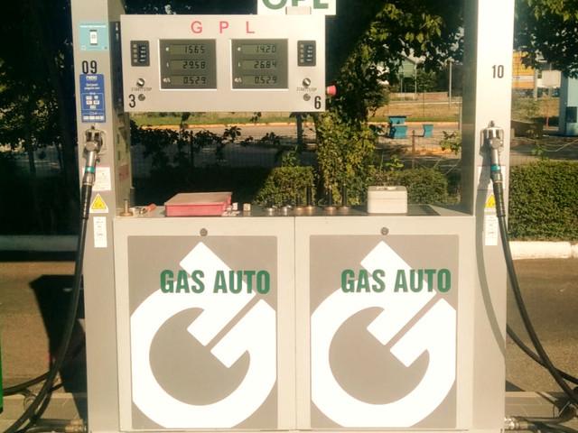 GPL SPRINT GAS