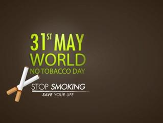 Celebrate World No Tobacco Day