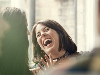 Laughter May Be a Key in Fighting Workplace Stress