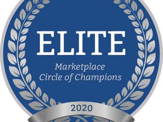 RCB & Associates achieves Elite status for enrolling over 100 consumers during Open Enrollment