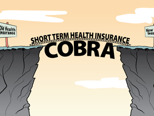 3 Reasons Short Term Health Insurance Is Better Than COBRA