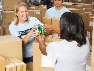 Volunteering Can Boost Employee Fulfillment