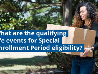 Could You Qualify For A Special Enrollment Period?