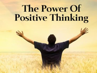 3 Steps to Eliminating Negative Thinking!