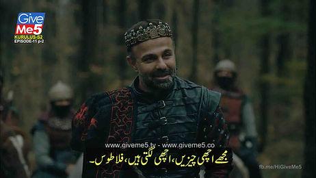 Kurulus Osman Season 2 with Urdu Subtitles EPISODE 38 (11) GiveMe5