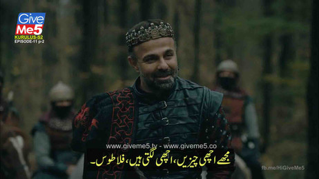 Kurulus Osman Season 2 with Urdu Subtitles EPISODE 11 (38)