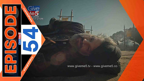 Kurulus Osman Season 2 with Urdu Subtitles EPISODE 54 (27) GiveMe5
