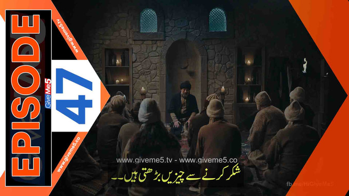 Kurulus Osman Season 2 with Urdu Subtitles EPISODE 47 (20) GiveMe5