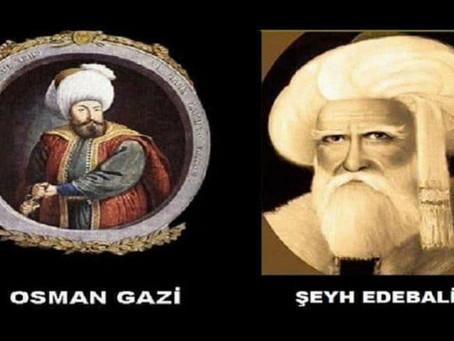 شیخ ادیبالی   کون تھے | عثمان غازی کے روحانی سرپرست