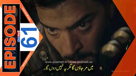 Kurulus Osman Season 2 with Urdu Subtitles EPISODE 61 (34) GiveMe5