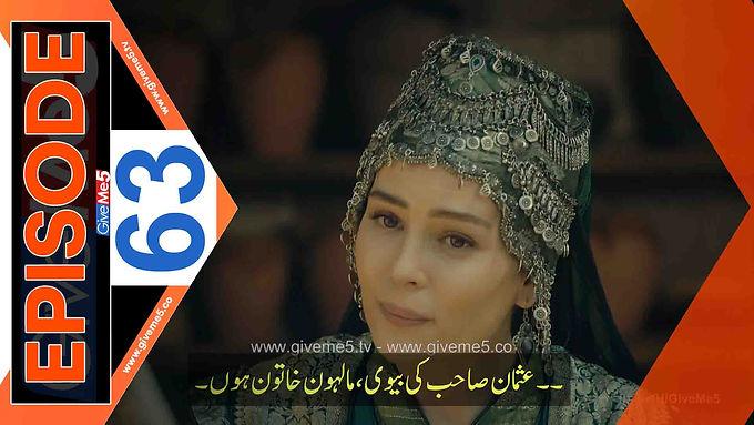 Kurulus Osman Season 2 with Urdu Subtitles EPISODE 63 (36) GiveMe5