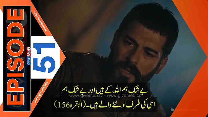Kurulus Osman Season 2 with Urdu Subtitles EPISODE 51 (24) GiveMe5
