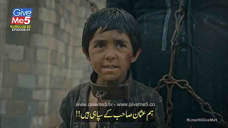 Kurulus Osman Season 2 with Urdu Subtitles EPISODE 01