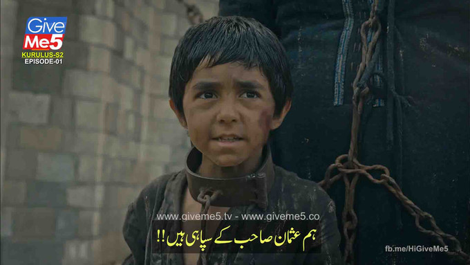Kurulus Osman Season 2 with Urdu Subtitles EPISODE 28 (01) GiveMe5